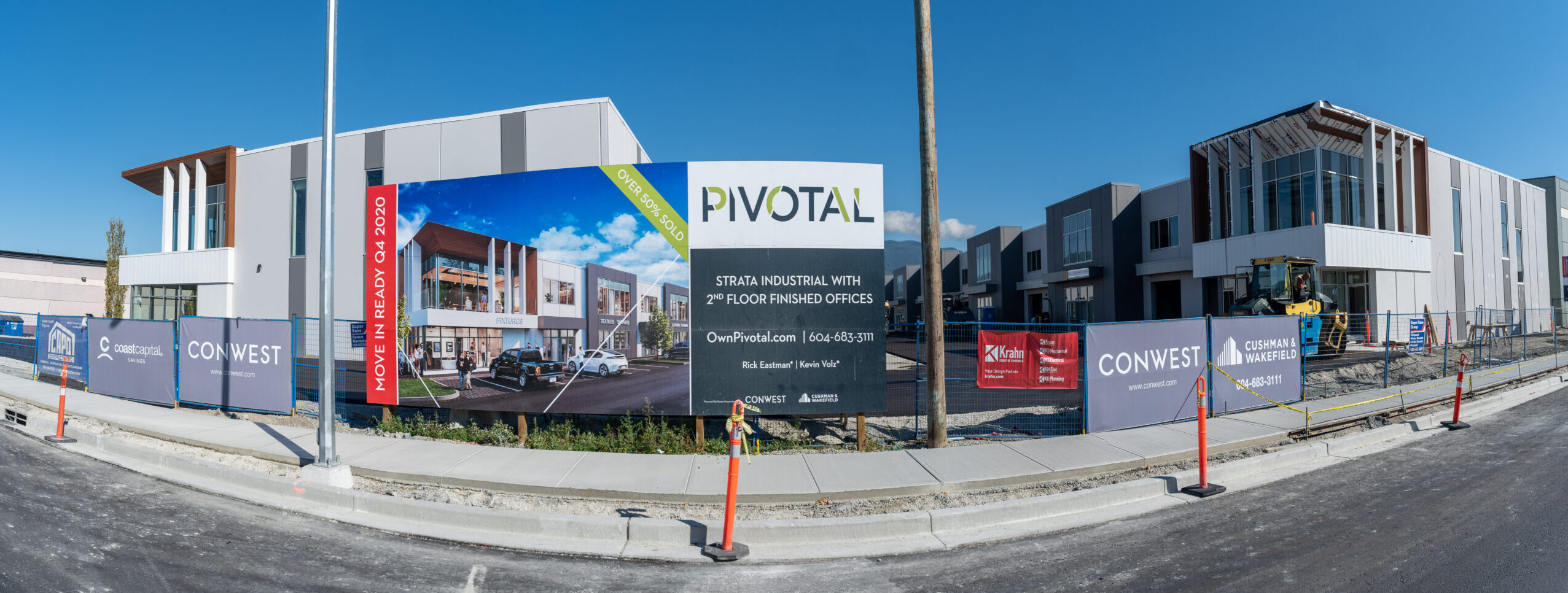 PIVOTAL NEARING COMPLETION: A CONSTRUCTION UPDATE